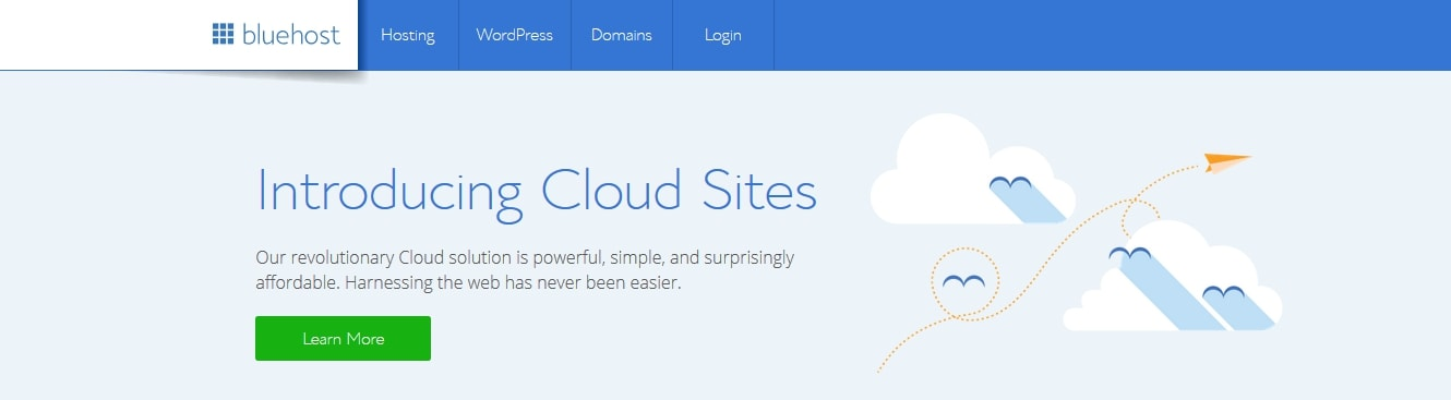 Bluehost Hosting For Small Business