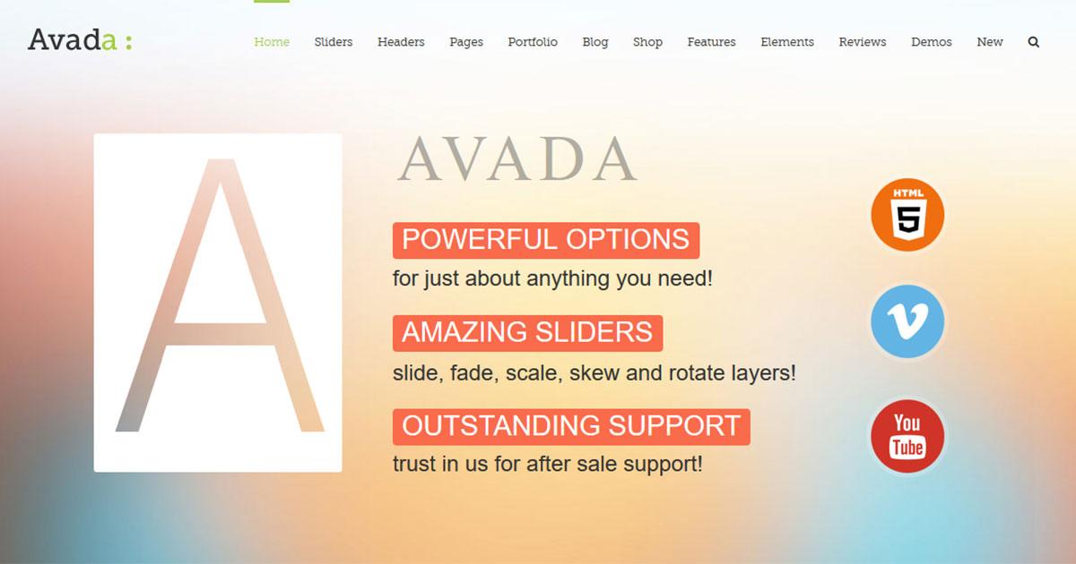 Avada Theme Review: Best Selling WP Theme | GetAwpTheme