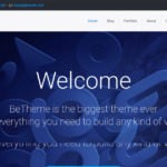 Be Wordpress Theme