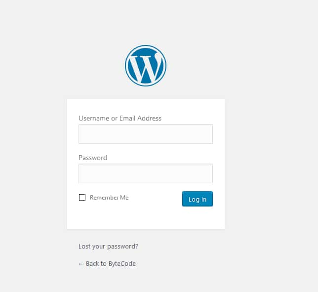 How To Install WordPress Step 6