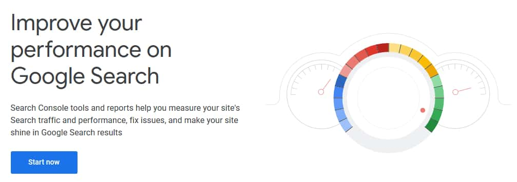 Google Search Console Website Submit