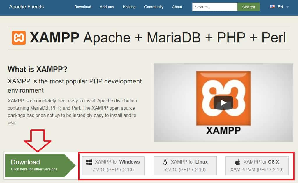 What Is XAMPP 1