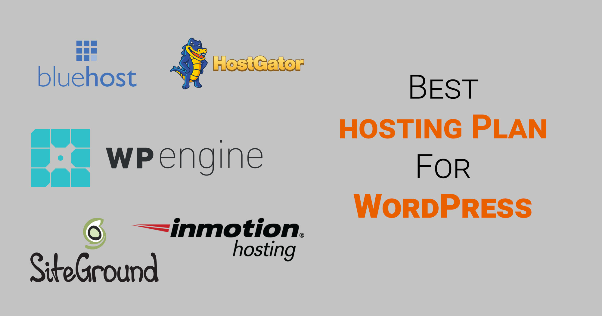 Best Hosting Plan For WordPress