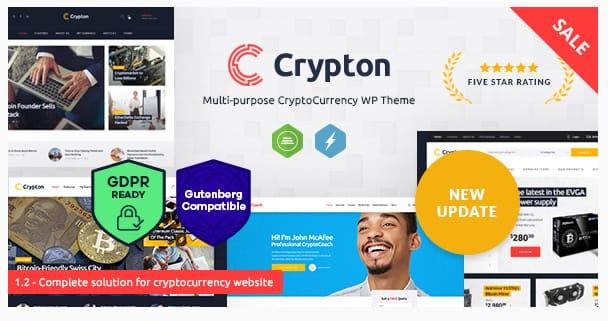 Crypton WordPress Theme